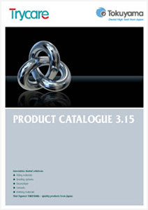 tokuyama dental product catalogue