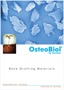 osteobiol dental bone graft catalogue