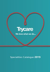 trycare dental specialities catalogue
