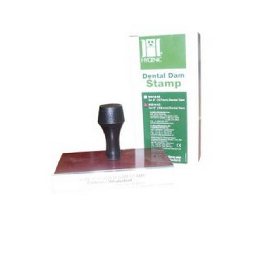 Hygienic Rubber Dam Stamp 6 Inch Dental Amp Chiropody Products