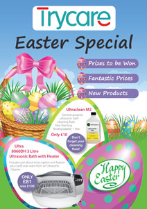 Chiropody Easter Special Offers Catalogue 2017