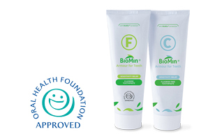 BioMinF Toothpaste