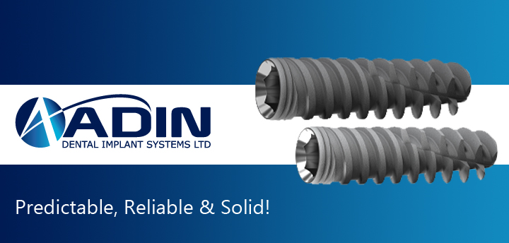 Adin Dental Implants   Products & Supplies   Trycare, UK