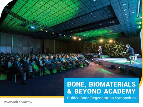 Bone Biomaterials & Beyond Academy International Symposium 2020