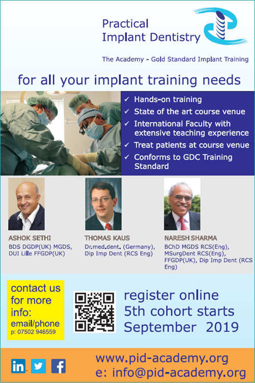 Implant Training Course