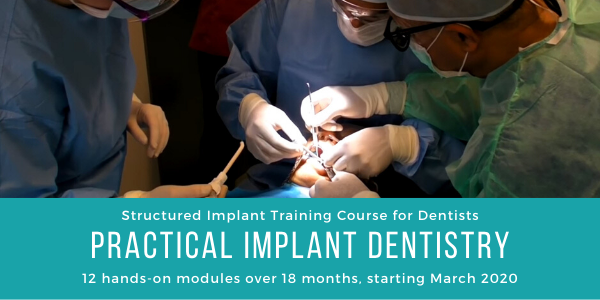 Practical Implant Dentistry Course