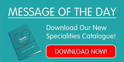 Trycare Dental Supplies Specialities Catalogue
