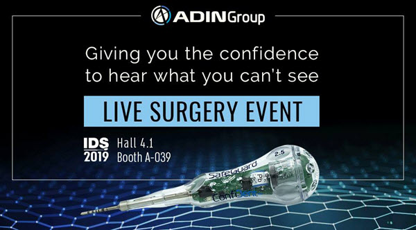 Live Implant Surgery Demonstration Of ConfiDent