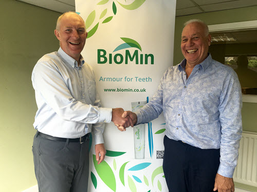 BioMin UK Launch Success