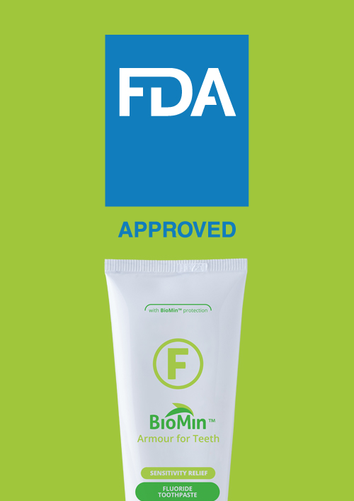 BioMin® F first to receive FDA approval