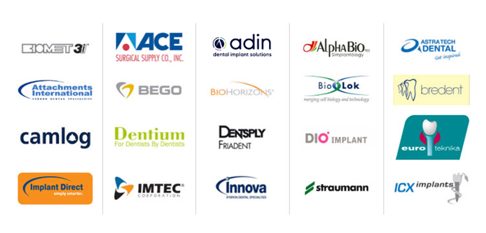 kerator implant compatible brands
