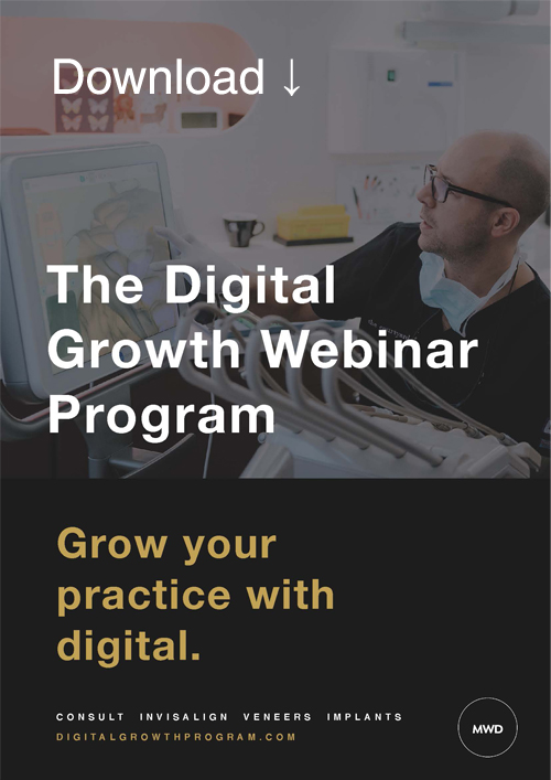 Marcos White: The Digital Growth Webinar Program