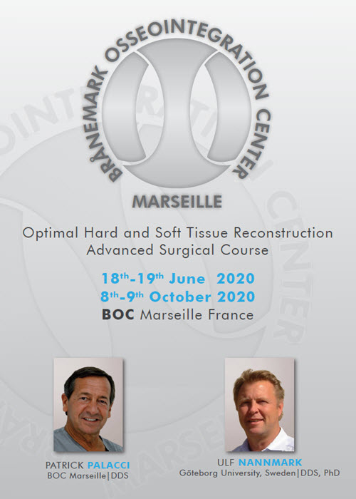 Optimal Hard and Soft Tissue Reconstruction Advanced Surgical Course