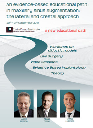 maxillary sinus augmentation course