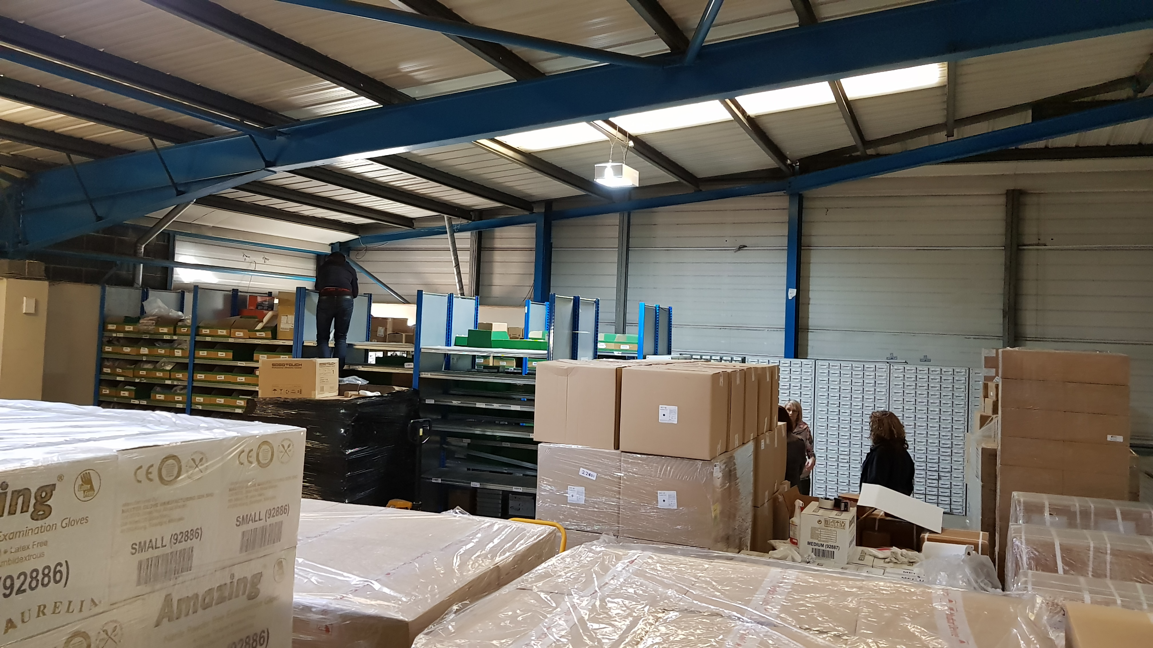 Trycare Doubles Its Warehouse Space Due To Rapid Growth!