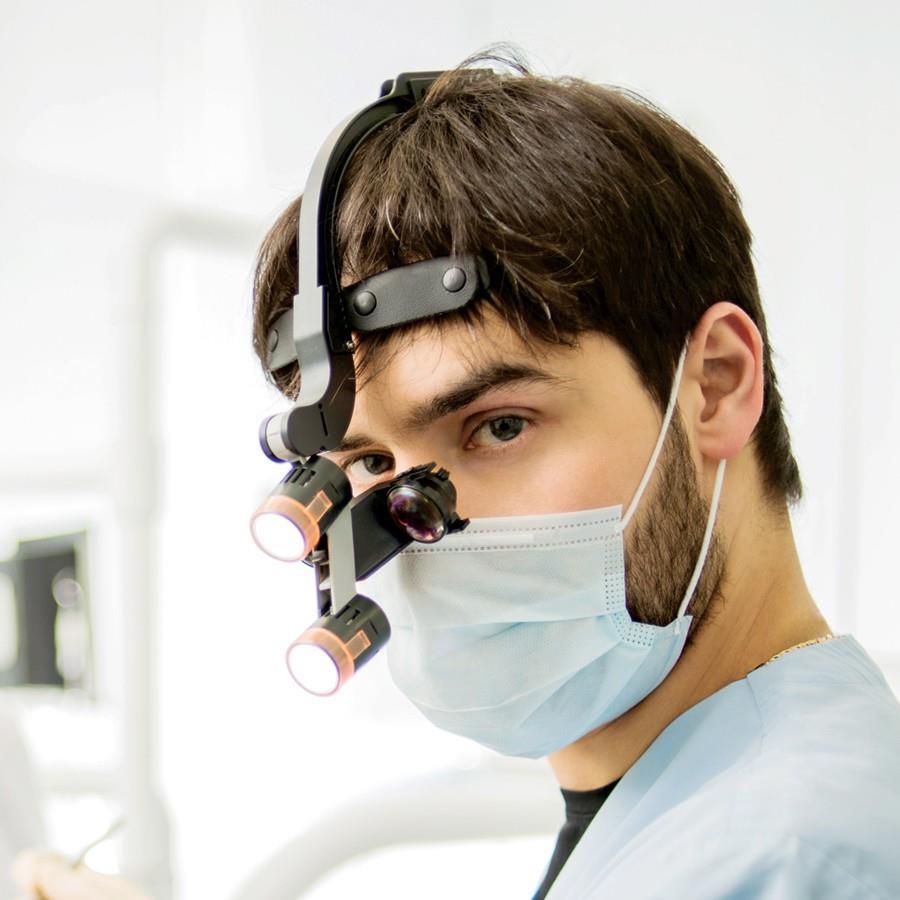 Dr Kim Shadowless Head Lamp Dental Product Trycare Uk