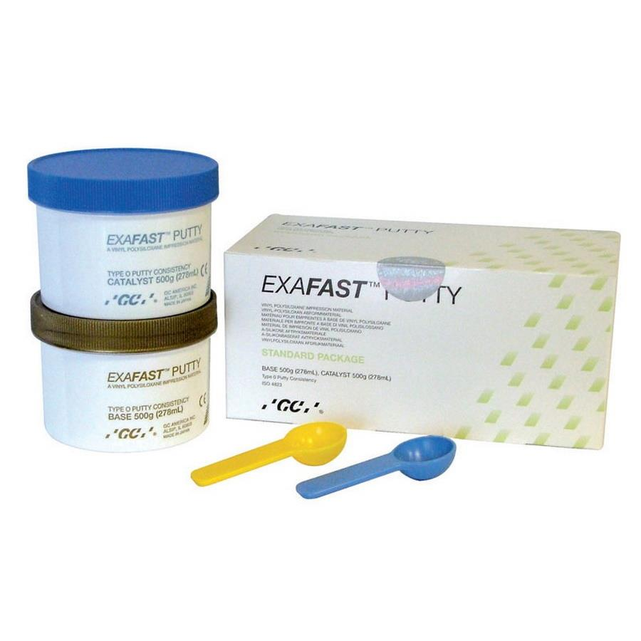 GC Exafast Putty | Dental & Chiropody Products