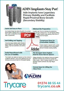 Compelling reasons to use Adin dental implants
