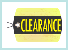 chiropody & podiatry clearance products