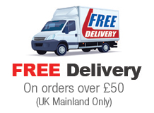 Free delivery on chiropody product orders over £50