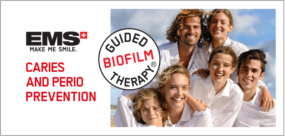 EMS Dental Guided Biofilm Therapy | Dental Supplies