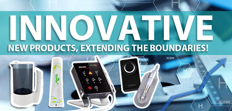 Innovative Products Banner