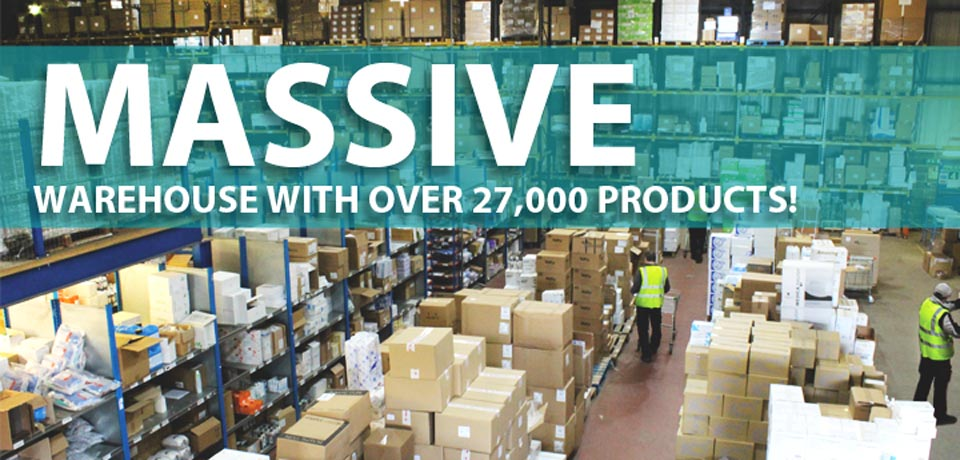 Massive Warehouse Banner