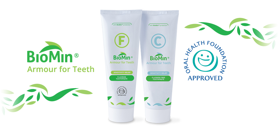 BiominF Toothpaste - Armour For Teeth